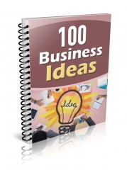 100 Business Ideas