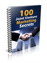 100 JV Marketing Secrets