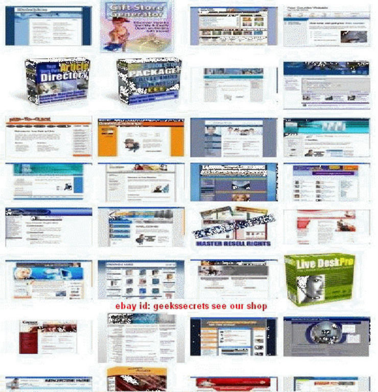 1000+ Turnkey Website Package