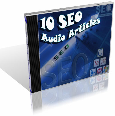 10 SEO Audio Articles Pack