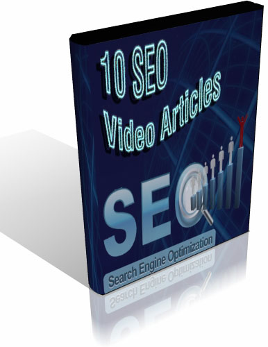 10 SEO Video Articles Pack