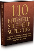 110 Bite Sized Self Help Super Tips