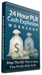 24 Hour PLR Cash Explosion (videos)