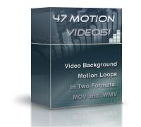 47 Motion Video Background Loops
