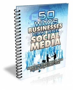50 Ways Businesses Can Use Social Medi