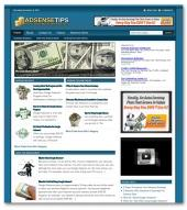 Adsense Wordpress Theme #1211