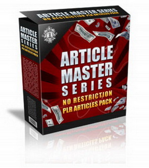 Article Master Series Vol.10