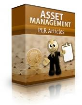 Asset Management PLR Articles #1209