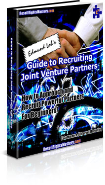 Guide to Recurring Joint Venture Partners