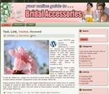Bridal Accessories WP & HTML Templates