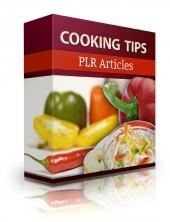 Cooking Tips PLR Articles #1209