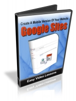 Create A Mobile Version Of Your Website Google Sites