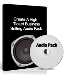 Create Hight Ticket Business Model ( Audio )