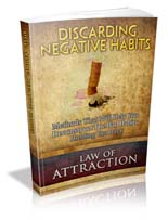 Discarding Negative Habits