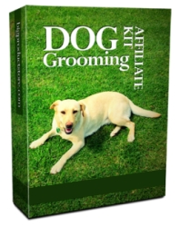 Dog Grooming Affiliate Kit