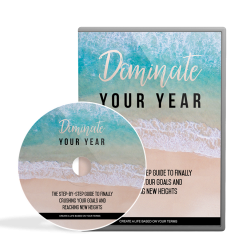 Dominate Your Year ( Videos + Audios )