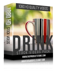 Drink 1080 HD Stock Videos