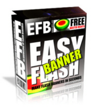 EFB Easy Flash Banner - Software