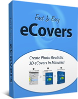 Fast Easy Covers Templates (PSD images)