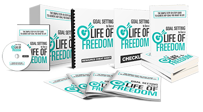 Goal Setting to Live a Life of Freedom ( ebook & Videos )