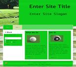 Golf Template 2 (WP & HTML)