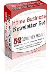 Home Business Ecourse