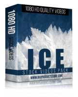 Ice 1080 HD Stock Videos