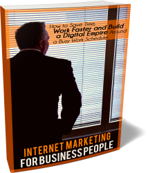 Internet Marketing Business People