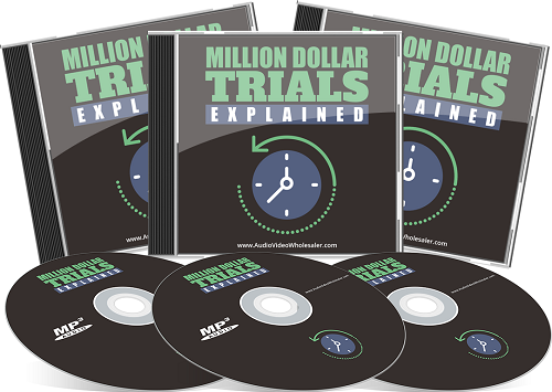 Million Dollar Trials Explained ( Audios )