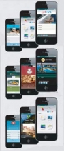 Mobile Web Templates #1402
