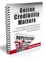 Online Credibility Masters