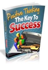Positive Thinking The Key To Success