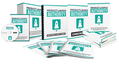 Product Launch Authority ( Ebook & Videos )