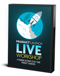 Product Launch Live Workshop ( Presentaton & Audios & Videos )