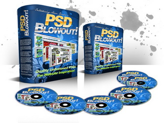 PSD Blowout Pack 1