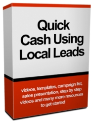 Quick Cash Local Leads