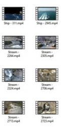 Rivers & Streams 4K UHD Stock Video Footage Pack 2
