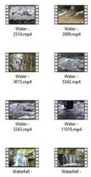 Rivers & Streams 4K UHD Stock Video Footage Pack 3