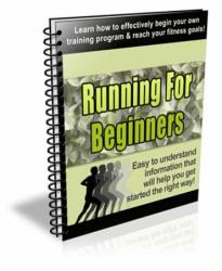 Running For Beginners (Newsletter)