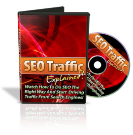 SEO Traffic Explained - VDO