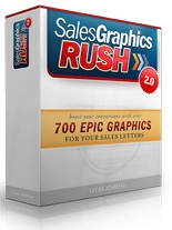 Sales Graphics Rush 2