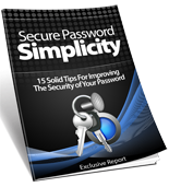 Secure Password Simplicity (FREE)