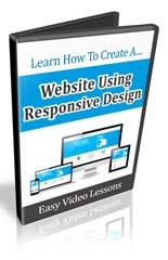 Set Up Site Using Responsive Design (videos)