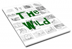 The Wild Coloring Book