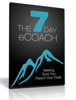 The 7 Day eCoach Videos & Auditos(self improvement)