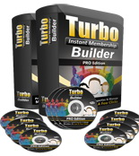 Turbo Instant Membership Builder Script - PRO