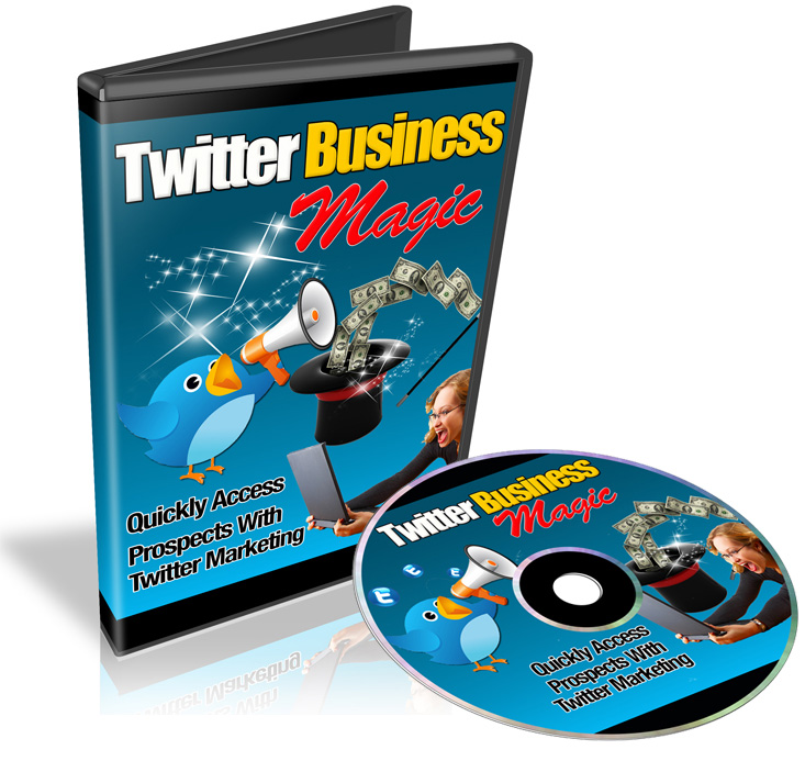 Twitter Business Magic Video Tutorials