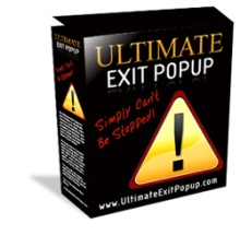 Ultimate Exit Popup