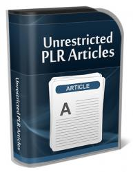 200 Unrestricted PLR Articles - January 2012