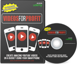 Video For Profit Video Tutorials (Pack 1 of 3)